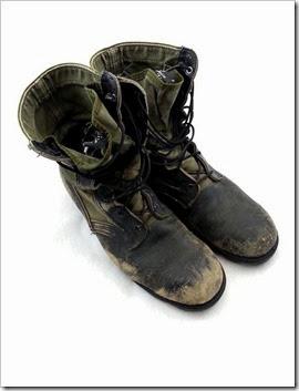 Combat Boots (Medium)