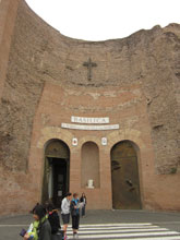 """Базиликата """"Santa Maria degli Angeli e dei Martiri"""""""