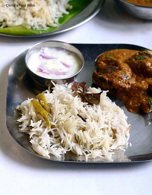 Brinji-rice-recipe