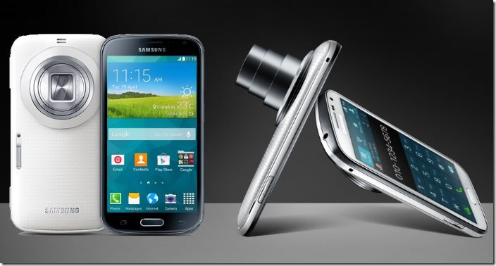 celular da érika - smartphone samsung k zoom