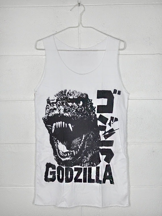 Godzilla King of Monster Gojira from Rockin House