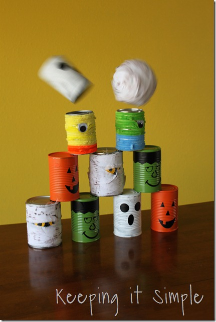 Halloween bowling cans (1)