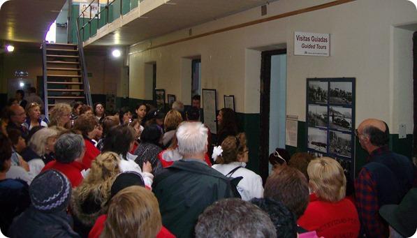 Visita guiada ao Museu do Presídio
