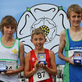 Yorkshire Junior Road Relay Champs 2013