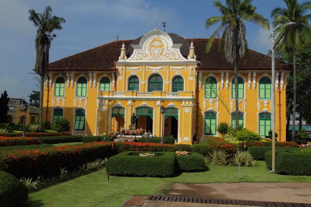 Chao Phraya Abhaibhubate Hospital, Prachin Buri, Thailand