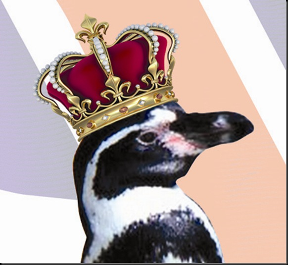 Dippy with crown