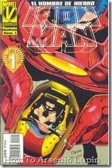 P00163 - El Invencible Iron Man #320