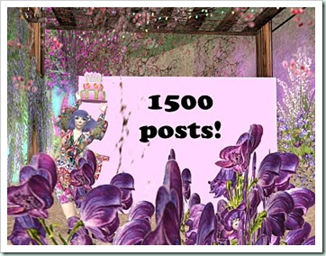 1500 posts