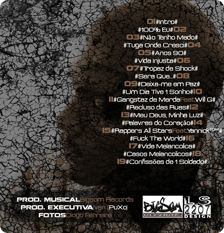 MAFIA-RECLUSO DAS RUAS (Mixtape-2011)