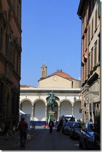 Piazza SS Annunziata