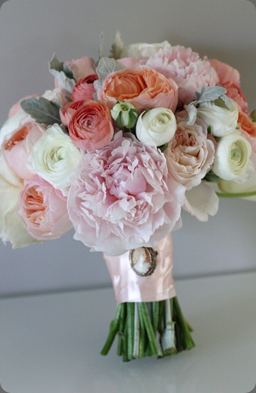 bridal-bouquet blush floral design
