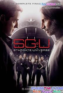 Cánh Cổng Vũ Trụ 2 - Sgu Stargate Universe Season 2 Tập 20-End