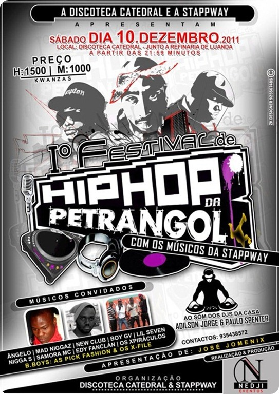 Hip Hop Petrangol