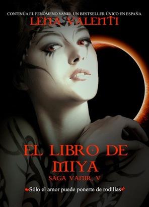 Portada El libro de Miya