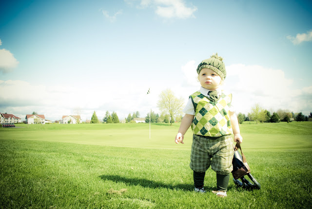 March/April 2012 - 1st Place/ Miss Rossi enjoying the greens at Homestead Golf & Country Club/ Credit: Michelle Rainey
