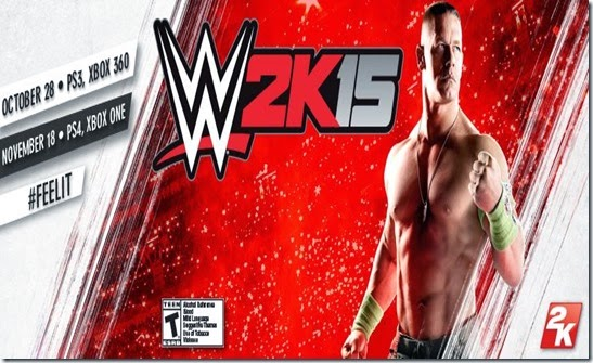 Cover WWE