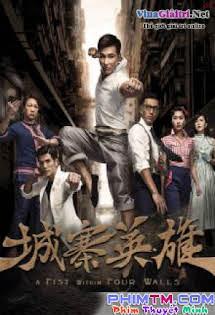 Anh Hùng Thành Trại - A Fist Within Four Walls Tập 27 28 Cuối
