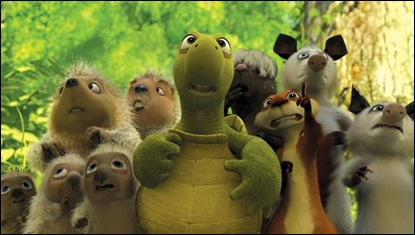 Over the Hedge - 1