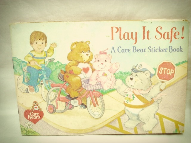 Care Bears Sticker Book