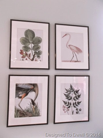 Leaf & Bird Art