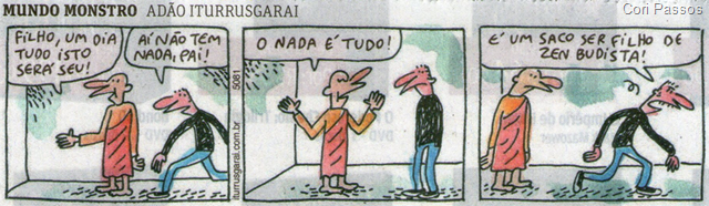 Mundo Monstro, Adão Iturrusgarai