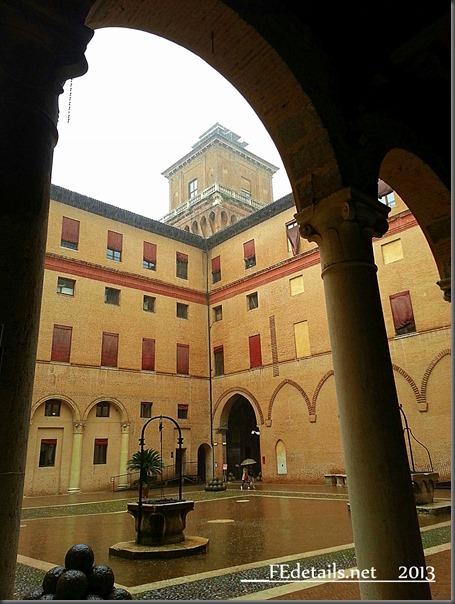 Il Castello Estense, Ferrara - Estense Castle, Ferrara Italy