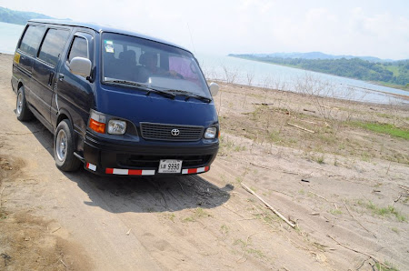 Transport Costa Rica: ''Jeep-ul'' spre Monteverde