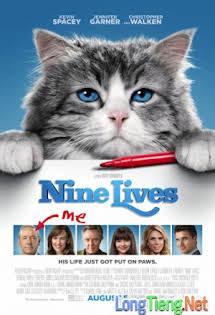 Bố Tôi Là Mèo - Nine Lives Tập HD 1080p Full