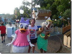 Disneyland 10K Daisy and Clarice