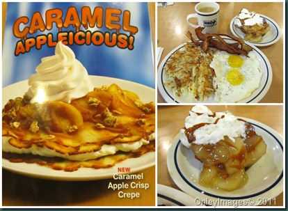 ihop collage