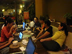 Gensan Bloggers at the Generals Brew
