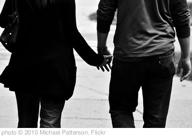 'Holding Hands' photo (c) 2010, Michael Patterson - license: http://creativecommons.org/licenses/by-nd/2.0/