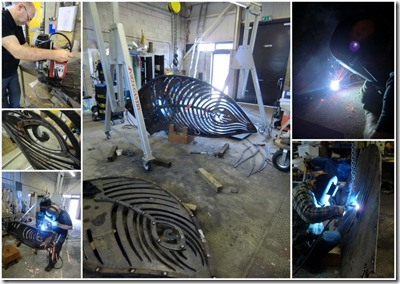 Stracathro drilling and welding