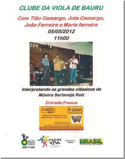 Apres. Espetinho Á Bessa (05-05-2012)
