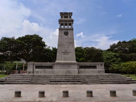 1914-1918 Singapore war memorial