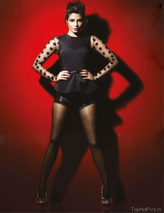 Priyanka Chopra Hot Photoshoot for Vogue 4