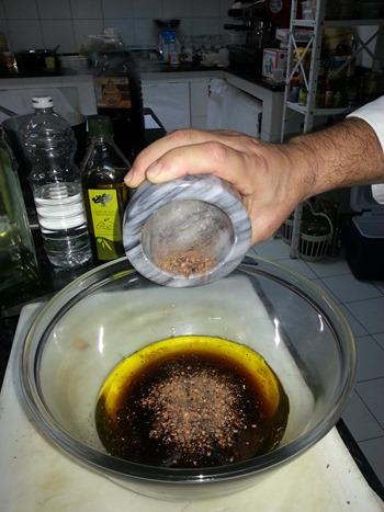 Paso 6 Pimienta dulce