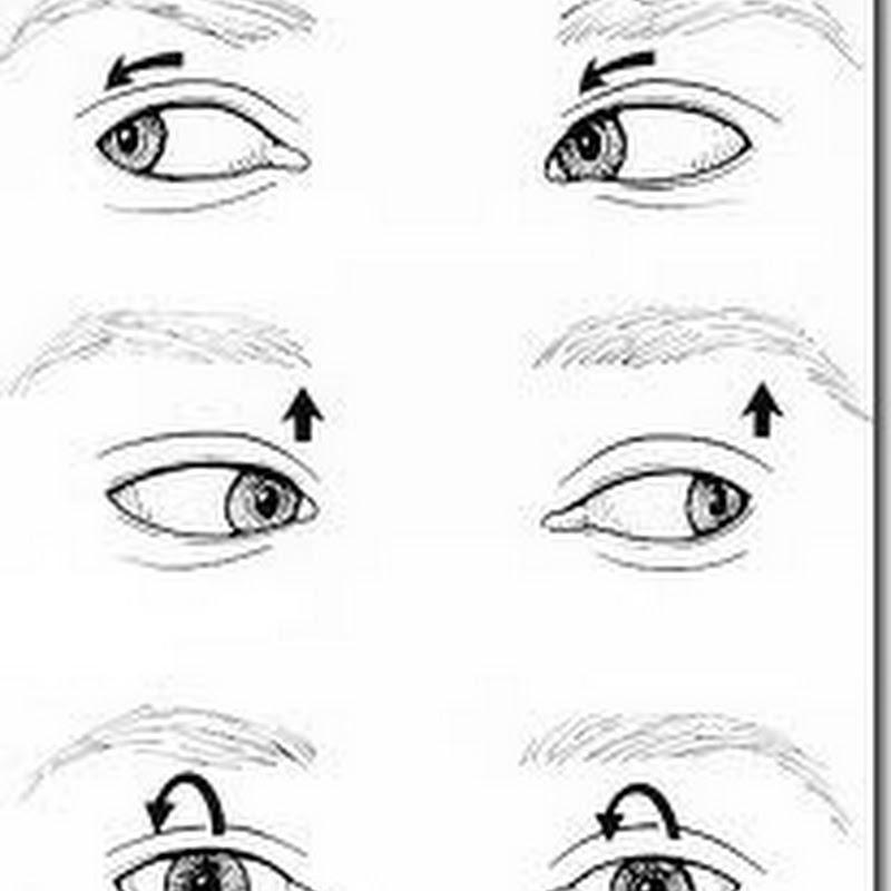 moving eyes, nystagmus, causes of nystagmus, types of nystagmus, Skeleton