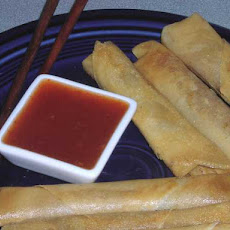 Lumpia (In Spring Roll Wrappers)