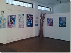 Expozitia Univers Eminescian Herastrau ianuarie 2013