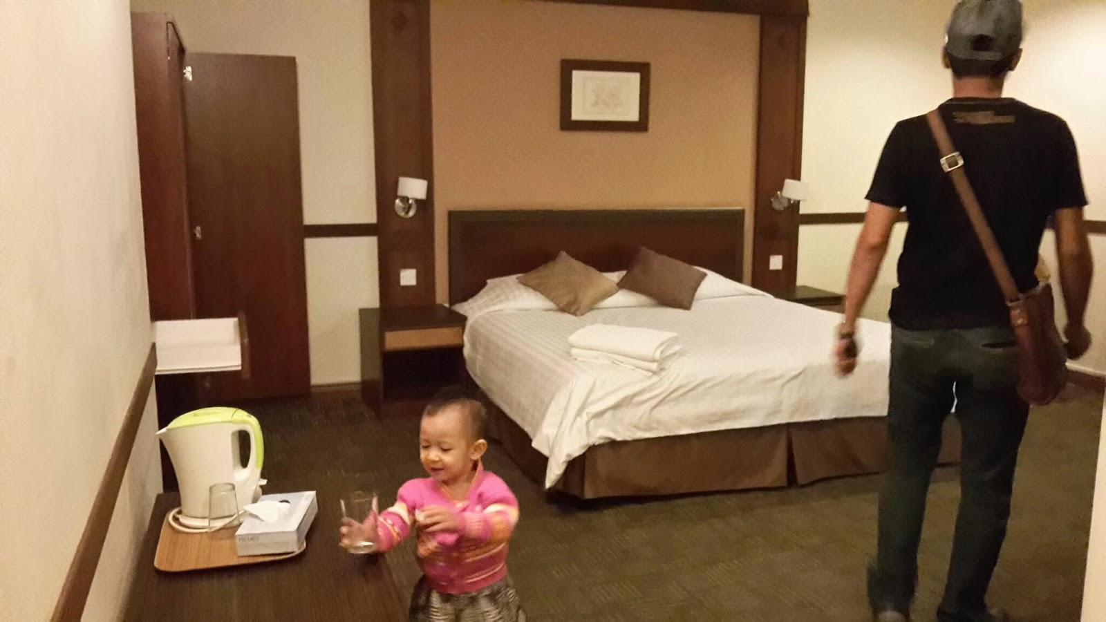 202 Di Planters Hotel Tanah Rata Cameron Highlands Cantik Deko Sinikan