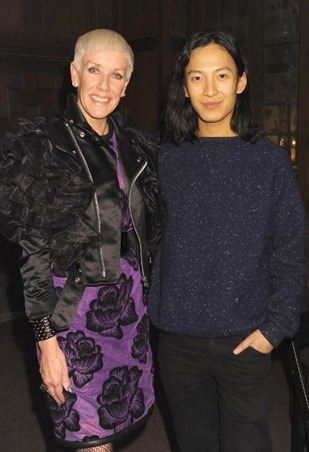 Jan Arnold and Alexander Wang