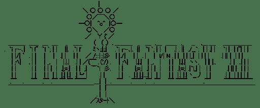 ファイナルファンタジーロゴ