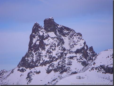 Pico de Canal Roya 2345m con esquis (Portalet, Pirineos) (Isra) 7340