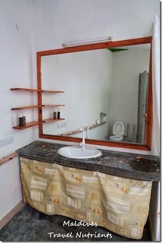 馬爾地夫居民島Mahibadhoo- Amazing Guesthouse (19)
