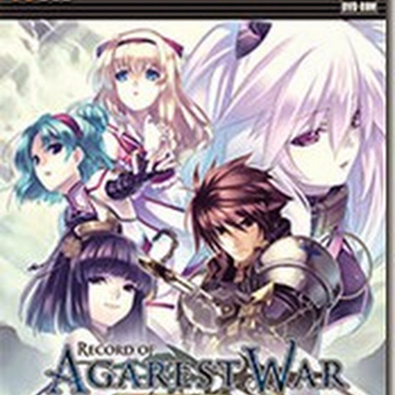 [PC]Agarest Generations of War Zero
