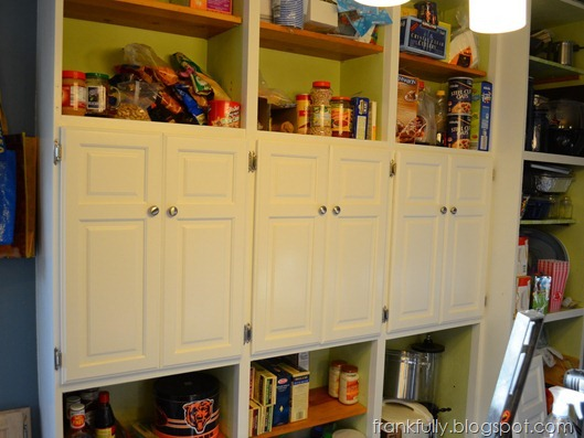 middle pantry doors