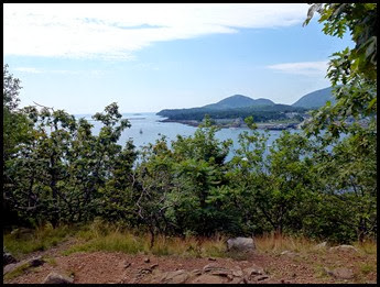 03f - Bar Island Hike - view from the summit