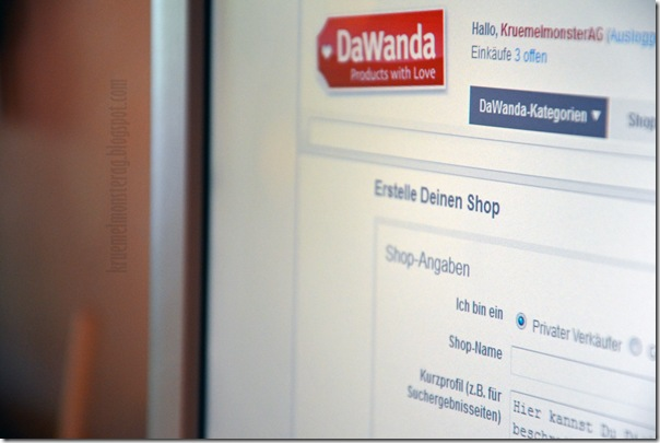 7 von 12 September - DaWanda Shop oder nicht
