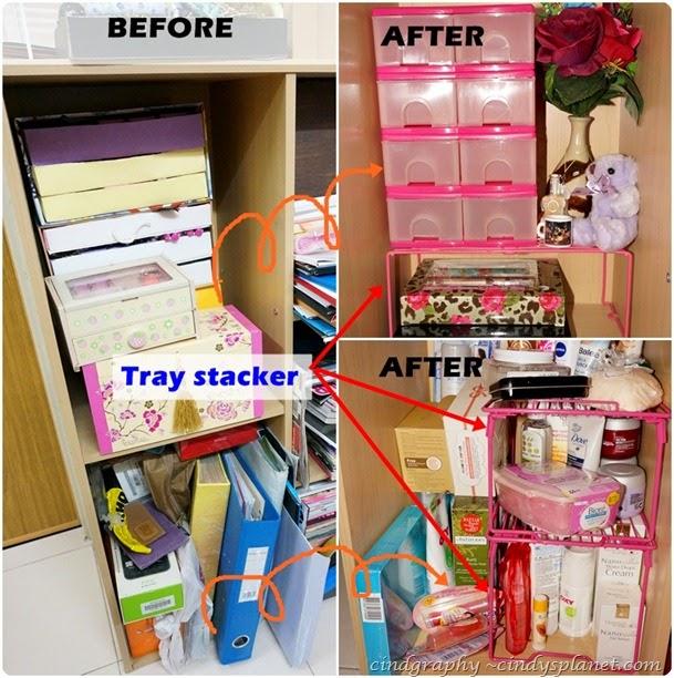Organized makeup 1